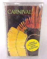 Carnival: Rainforest Foundation Concert, zucchero annie lennox, musicassetta new