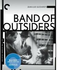 Band of Outsiders Criterion Collection Region 1 Blu-ray