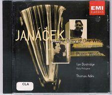 Leos Janacek - Diary of One Who Disappeared & Moravian Folk Songs - 2001 CD