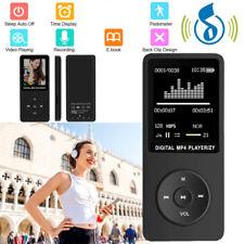 32GB HIFI Digital MP3 Player Musikspieler 1,8'' LCD Display FM Radio