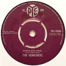"THE SEARCHERS - Sugar And Spice (7"") (F-G/NM)"