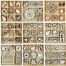 2017-2020 Collection Kaisercraft Wooden Flourish packs Storage box 79 selections