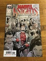 Marvel Knights 20th 1A Shaw Variant NM 2019. Key Collectible Comic 🔥🔥