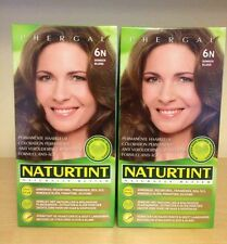 Naturtint Permanent Hair Colourant Dark Blonde 6n 165ml