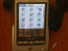 Sony Clie Peg-Sj22 Handheld Pda