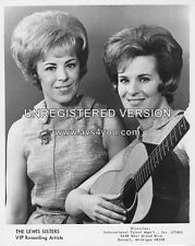 """The Lewis Sisters 10"""" x 8"""" Photograph no 1"""