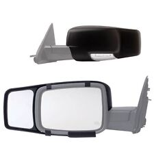 2014 2015 GMC Sierra 1500 2500HD Clip Snap-On Tow Mirror Extension NEW PAIR