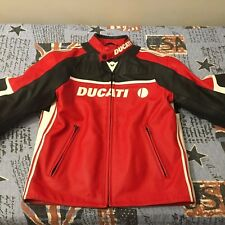 Ducati Giacca Pelle Jacket Leather