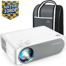 "Vankyo Performance v630 Native 1080p Full HD Projektor, 6500 Lumen 300"" LED..."