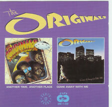SOUL The Originals Another Time Another Place & Come away with me CD 1978/79 2LP