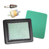 Air Fuel Filter Prefilter Spark Plug Fit For Honda Lawn Mower GC135 GCV135 Set