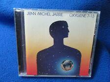 JEAN  MICHEL JARRE  OXYGENE 7-13 CD