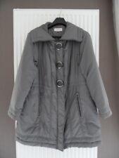 Manteau Parkas femme Toscane taille 50 coloris gris