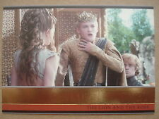 GAME OF THRONES - SEASON FOUR (4): GOLD PARALLEL BASE CARD #06