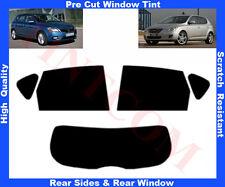 Pre-Cut Window Tint Kia Ceed 5D 07-11Rear Window & Rear Sides Any Shade