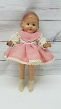 """1930s Arranbee Storybook Girl Doll 9"""" Composition"""