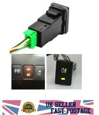 New 12V Car Fog LED Switch Lamp Light On-Off Button for Toyota Camry Corolla HQ
