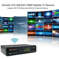 DVB-S2 HD Smart Digital Satellite Receiver FTA Full 1080P Tuner +WIFI Decod Y5F8