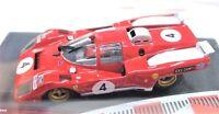 MODELLINI AUTO FERRARI 512 M RACING COLLECTION SCALA 1:43 CAR MODEL DIECAST IXO