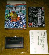 Buffers Evolution (Bandai WonderSwan, 1999) complete, CIB, US seller