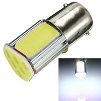 New 1156 G18 Ba15s 4 COB LED Turn Signal Rear Light Car Bulb Lamp 12V White、New