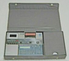 CALCULATRICE ORDINATEUR SHARP POCKET COMPUTER CE-125 / PC-1246S FONCTIONNEL
