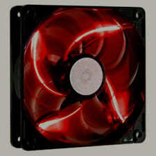 Lot of 4 Fans  Cooler Master SickleFlow 120mm R4-L2R-20AR-R1 Red LED