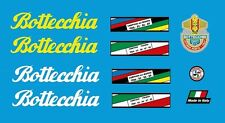 Bottecchia Bicycle Decals-Transfers-Stickers #8