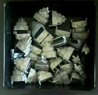 Star Wars Monopoly Episode 1 Lot of Apartments Houses Replacement Parts