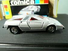 【Excellent】Tomica 46 Domu -Zero Antique Made In Japan Dome-0 Black Box #617