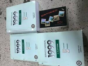 Repair Manuals Literature For 1999 Pontiac Firebird For Sale Ebay