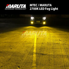 MTEC / MARUTA H11 H8 CANBUS LED Fog Light Ver.2 for BMW F10 F11 528i 535i 535d