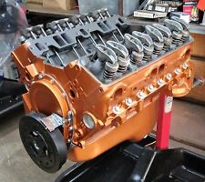 400 HP 383 Chevy Stroker Engine / Motor with GM High Flow Heads (Free Shipping)