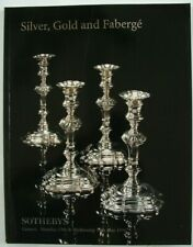 Sotheby Geneva May 13 15 1996 Silver Gold and Faberge