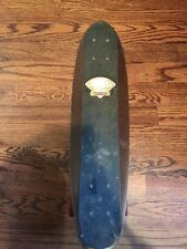 Vintage 1970s G&S Fibreflex Skateboard Bennett Trucks OJ Wheels Gordon & Smith