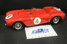 1954 BBR Ferrari 375 Plus LeMans Winner Scale 1:18 with Tag Limited 3498/6006