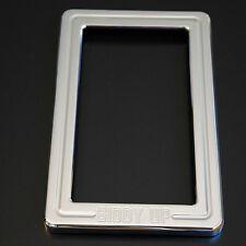 2005-2009 MUSTANG, COBRA, ROUSH or SALEEN Satin Manual  Billet Shifter Bezel