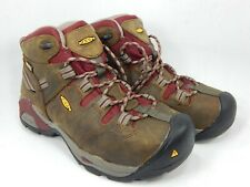 Keen Detroit XT Size US 8.5 W (D) EU 39 Women's Steel Toe Work Shoes 1020089