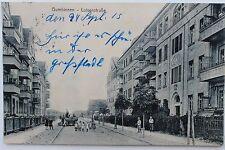 2171 AK Gumbinnen Ostpreußen Luisenstraße 24.9.1915 PC