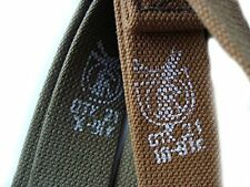 Made in USSR Soviet Russian Army Standard sling With DEER Head Stamp RARE AK