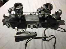 1938-1948 Ford Mercury Flathead V8 Dual Carburetor Intake Manifold, ALMQUIST