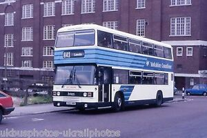 West Yorkshire Roadcar Olympian 1853 Bus Photo