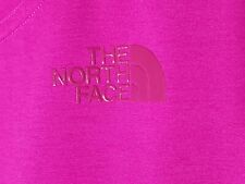 The North Face Womens Mountain Athletic Flashdry Pink Top shirt Size M