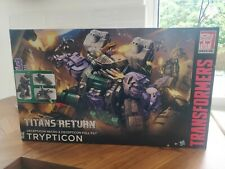 Trypticon Titan Generations - Titans Return Transformers Decpticon * SEALED *