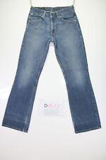 Levis 525 Bootcut (Cod. D1513) Tg44 W30 L32 jeans usato Vintage Original retrò