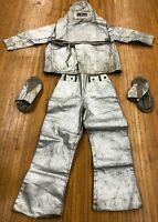 Vintage Minnesota Mining 3M Aluminized Scotch Shield Heat Resistant Fire Suit S