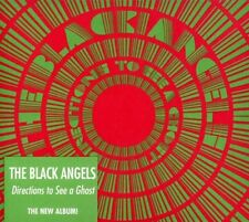 The Black Angels - Directions to See a Ghost [New CD] Digipack Packaging