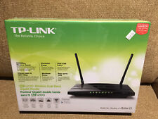 TP-Link Archer C5 1200Mbps Wireless Dual Band Gigabit Router