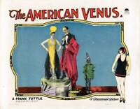 OLD MOVIE PHOTO The American Venus Us Lobby Card Louise Brooks 1926