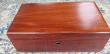Lane Mini Cedar Hope Chest Salesman Sample Keepsake Trinket Box Huffman Koos